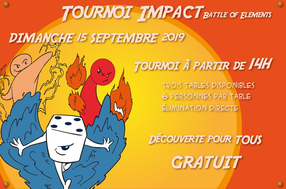 tournoi fun impact